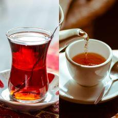 Çay İçilen Bardağın Çayın Lezzetine Bir Etkisi Var mı?