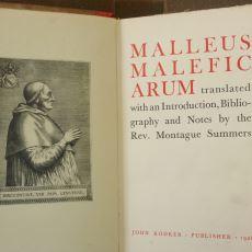 On Binlerce İnsanın Öldürülmesinden Sorumlu Olan Kitap: Malleus Maleficarum