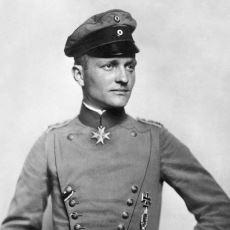 I. Dünya Savaşı'nda Tek Başına 80 Uçak Düşüren Gelmiş Geçmiş En İyi Savaş Pilotu: Red Baron
