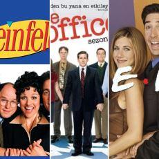Sitcom'un En İyilerinin Kıyası: Seinfeld vs The Office vs Friends vs HIMYM vs Coupling