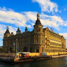İstanbul'da Alman Mimarisinin Kültürünü Taşıyan Muazzam Yapılar