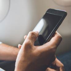 Uçakta Cep Telefonu Kullanılması Gerçekten Tehlikeli mi?