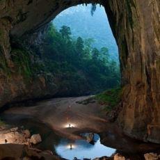 İçinde Bir Yağmur Ormanı Bile Olan, Dünyanın En Büyük Mağarası: Son Doong