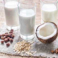 Hayvanlardan Sağılan Süt Yerine İçilebilecek Alternatif Sütler Listesi