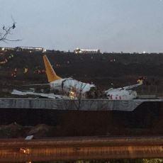 Bir Pilotun Gözünden: Sabiha'daki Pegasus Uçağı Neden Pistten Çıkmış Olabilir?