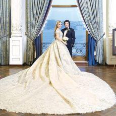 Ali Ağaoğlu'nun Kızı Sena Ağaoğlu'nun Aşırı Mütevazı Düğünü