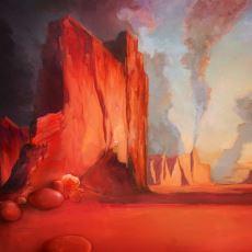 Mars Neden Kızıl Renktedir?
