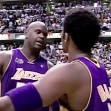 Los Angeles Lakers'tan Ayrılan Shaquille O'Neal'ı Kobe Bryant mı Göndertmişti?