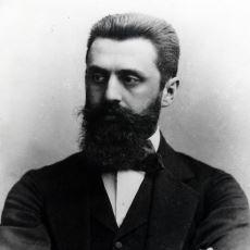 Siyonizmi Kurarak İsrail Devleti Fikrini İlk Kez Ortaya Atan Kişi: Theodor Herzl