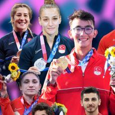 2020 Tokyo Olimpiyatları'nda Yarışan Tüm Türk Sporcuların Değerlendirmesi