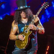 Guns N Roses'ın İkonik Gitaristi Slash'e Göre: Başucu Olabilecek Mükemmel Gitar Şarkıları