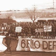 1969'da İstanbul'a Demirleyen ABD Askerlerinin Sürpriz Sonla Biten Karaköy Genelevi Macerası