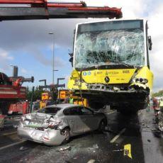 Acıbadem'deki Kaza Sırasında Metrobüsün İçinde Olan Bir Sözlük Yazarının Gözünden Olay Anı