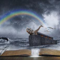 Nuh Tufanı'nın Nasıl Yaşandığına Dair Bugüne Kadar Ortaya Atılan Teoriler