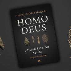 Homo Deus: Yarının Kısa Bir Tarihi Kitabından Dikkat Çekici Alıntılar