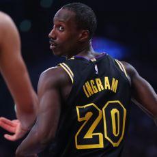 12 Yıl Gelişme Liginde Oynadıktan Sonra LA Lakers'a Transfer Olan Basketbolcu: Andre Ingram
