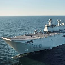 Yapımı Bittiğinde Türk Deniz Kuvvetlerinin Amiral Gemisi Olacak TCG Anadolu'ya Dair Bilgiler