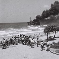 İsrail'in Dünya Tarihine En İlginç Girişlerden Birini Yaptığı 1948 Arap-İsrail Savaşı'nın Dev Özeti