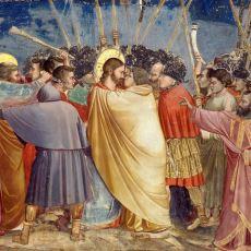Yahuda'nın Hz. İsa'yı Romalı Askerlere Ele Verirken Kullandığı Yöntem: Judas Öpücüğü