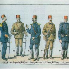 Osmanlı Ordusu Geç Dönem Üniforma, Rütbe ve İşaret Kılavuzu