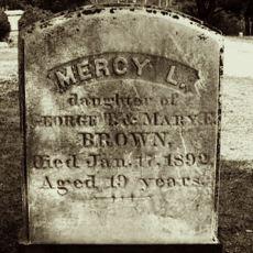 Veremli Bir Ailenin Masum Kızı Mercy Brown'un Lanetli Vampire Evrilme Hikayesi