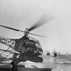 ABD'nin, Nazi'lerin Gizli Üssünü Bulmak İçin Antarktika'ya Yaptığı Operasyon