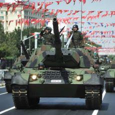 30 Ağustos Geçit Töreni Sırasında Askeri Birliği Kurtaran Bir Cononun Kahramanlık Hikayesi