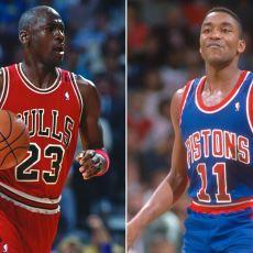 Michael Jordan ve Isiah Thomas Arasındaki Husumetin Sebebi Neydi?