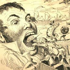 1700'lerde Bir Bebek de Dahil Olmak Üzere Her Şeyi Yiyen Tuhaf İnsan: Tarrare