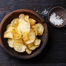 Ev Yapımı Çıtır Çıtır Patates Cipsi Nasıl Yapılır?