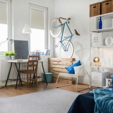 Çok Odalı Evlerde Zarar Etmek Yerine Küçük Evlerde Huzuru Bulan İnsanlar