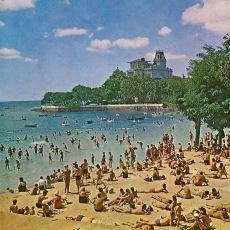 Bir Anda Canınızı Eski İstanbul Çektirecek Nostaljik Caddebostan Sahili ve Maçka Parkı Fotoğrafları