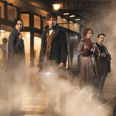 Harry Potter'ın Yazarı J.K. Rowling'in Yeni Filmi: Fantastic Beasts and Where to Find Them