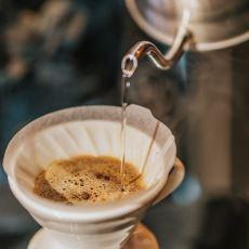 Kahvenin Aromasını Ortaya Çıkaran V60 Yöntemi ile Nasıl Kahve Demlenir?