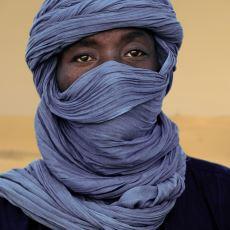 Kadınların Değil, Erkeklerin Peçe Taktığı İlginç Afrika Topluluğu: Tuaregler