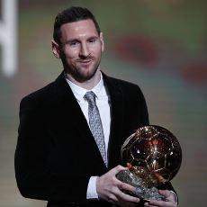 Lionel Messi'nin 2019 Ballon d'Or Ödülünü Aldıktan Sonra Yaptığı Konuşma