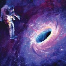 Bir Kara Deliğin İçine Doğru Yapılan Yolculukta Yaşanacak Şeyler