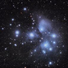 Ülker Takımyıldızının (Pleiades) Klasik Mitolojideki Varoluş Hikayesi