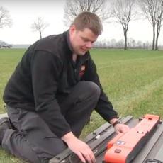 Hollandalı Bir Çiftçinin Bilim Kurguları Aratmayan Teknolojik Araç Gereçleri