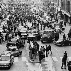 İsveç'te Trafik Akış Yönünün Bir Kararla Soldan Sağa Alındığı Gün: Dagen H