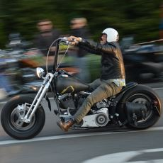 Harley Davidson'ın Aslında Özgürlüğü ve Rock'ı Değil, Faşist Anlayışı Temsil Etmesi