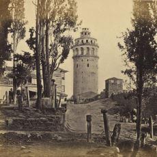 1876 Yılında Galata Kulesi'nde Kayıtlara Geçen İlk İntihar Vakası