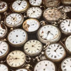 Saat İcat Edildiğinde İlk Zaman Göstergesi Nasıl Ayarlandı?