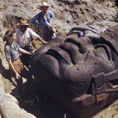 Amerika Kıtasında, Maya ve Azteklerden de Önce Hüküm Süren Uygarlık: Olmekler