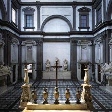 Medici Ailesinin Gücünü Gösterme Amacı Taşıyan Yapı: Medici Şapeli