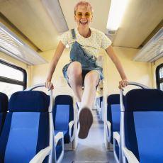 Trenin İçinde Zıplayınca Aynı Yere Düşerken Üstünde Zıplayınca Neden Farklı Yere Düşeriz?