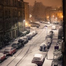 Kar Yağarken Etraf Neden Daha Sessiz Olur?