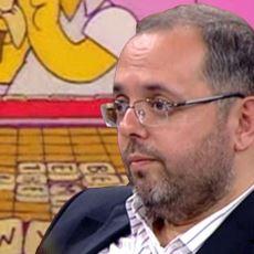 Tarihçi Erhan Afyoncu'nun 2000'deki Bir Makalesinde Neden Simpsonlar'a Atıf Var?