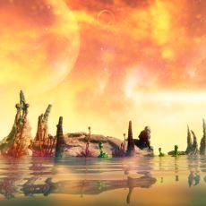 Yaşanabilir 9 Yeni Gezegen Keşfedildi