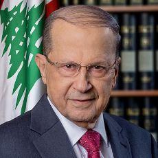 Hizbullah ile Önce Savaşıp Sonra da Müttefik Olan Lübnan Cumhurbaşkanı: Michel Aoun